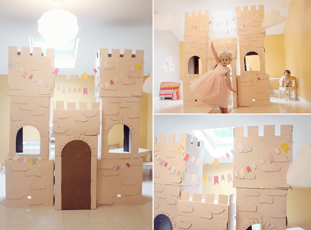 Tunnel Kinderbett 20 Creative And Useful Diy Cardboard Projects