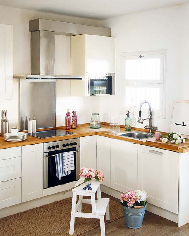 Kare Muebles 17 Cute Small Kitchen Designs