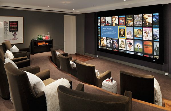 Precio De Piscinas Mind Blowing Home Theaters For Your Dream Homes