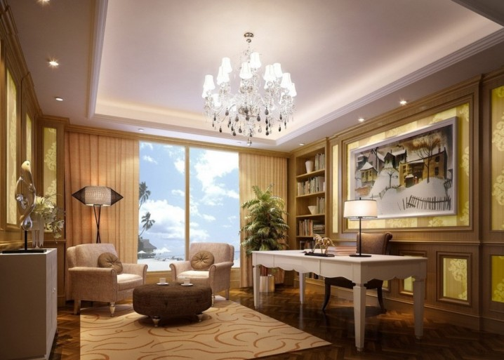 Houzz Home Office 15 Fabulous Home Offices With Breathtaking Views
