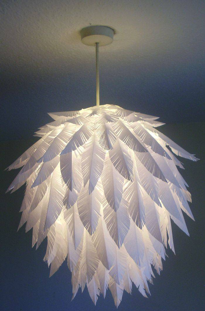 Lampe Aus Papier Basteln Diy Paper Lamp Ideas That Will Give Home Spirit To Your Place