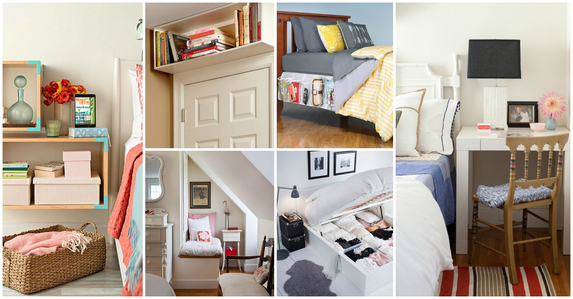 Amazing Bedroom Hacks 10 Genius Tiny Bedroom Hacks You Need To See Right Now