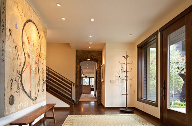 16 Modern Entrance Hall Designs You Need To See - Decoration Modern Hall