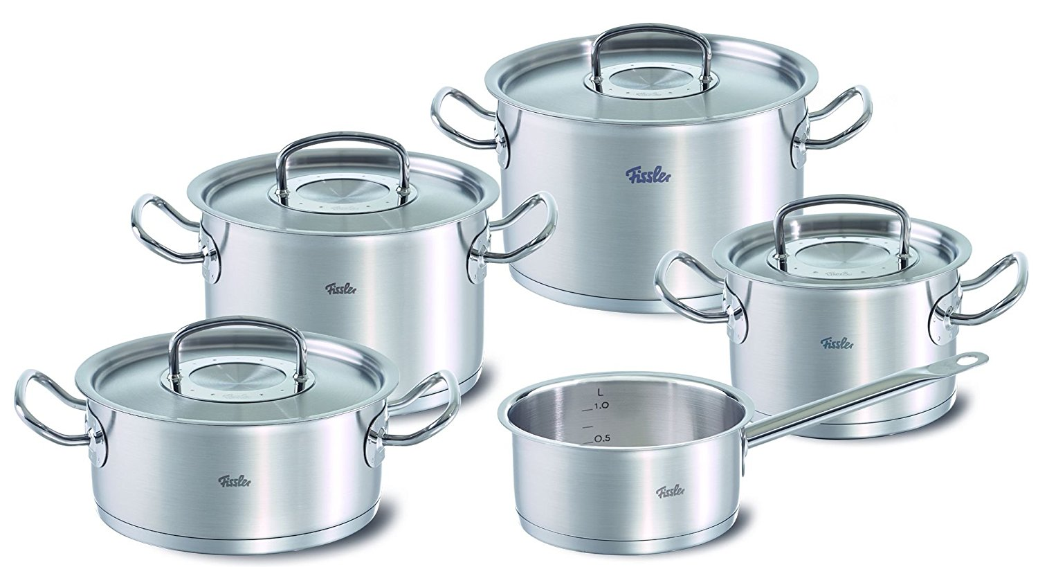 Fissler Profi Collection Set Topfset Made In Germany So Wählen Sie Das Richtige