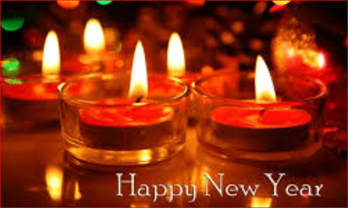 New Year-Happy New Year Message