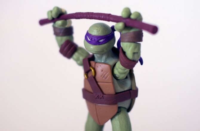 Nickelodeon Ninja Turtles Donatello