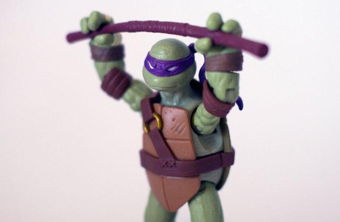 Nickelodeon Ninja Turtles Donatello