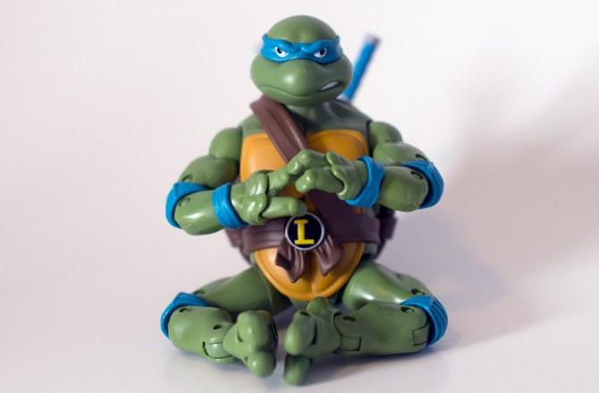 TMNT Classic Collection Leonardo