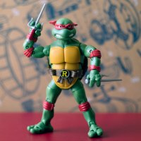 2012 TMNT Classic Collection Raphael Action Figure