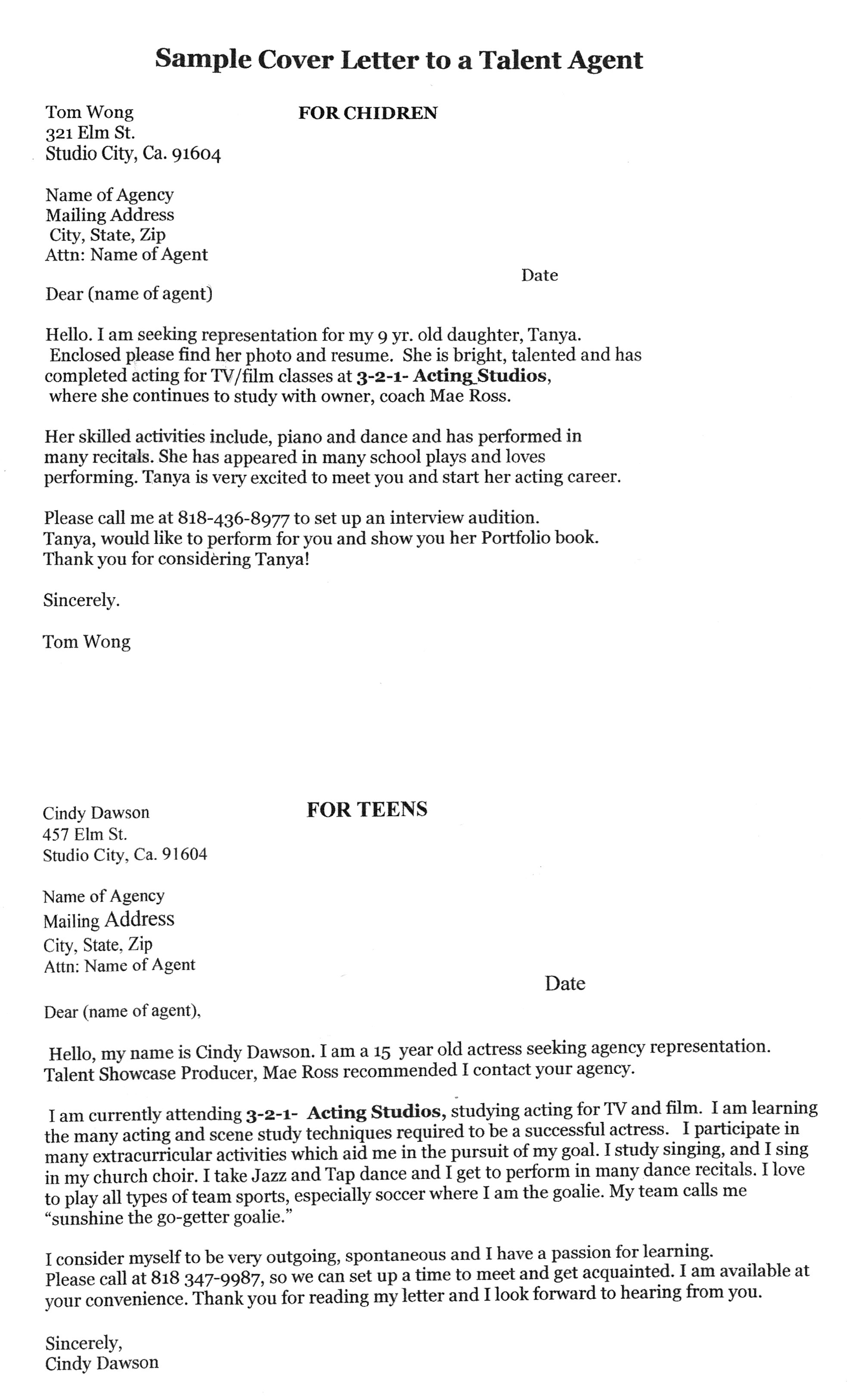 Addressing A Letter Cover Letter Addressing Selection Criteria