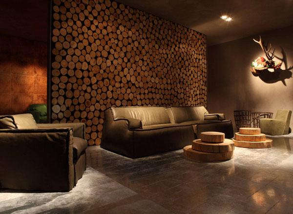 15 Inspiring Accent Wall Ideas For The Living Room - Top Inspirations - wood wall living room