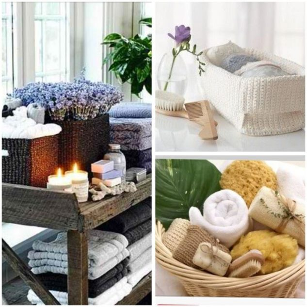 17 Home Spa Bath Collection Decor Ideas That You Must See Today - spa ideas for home