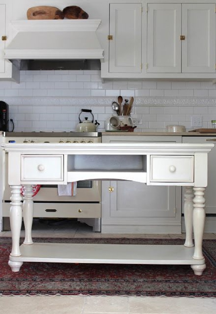 Island For Kitchen Ikea Top 10 Diy Kitchen Islands - Top Inspired