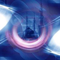 Blue Mosque Wallpaper