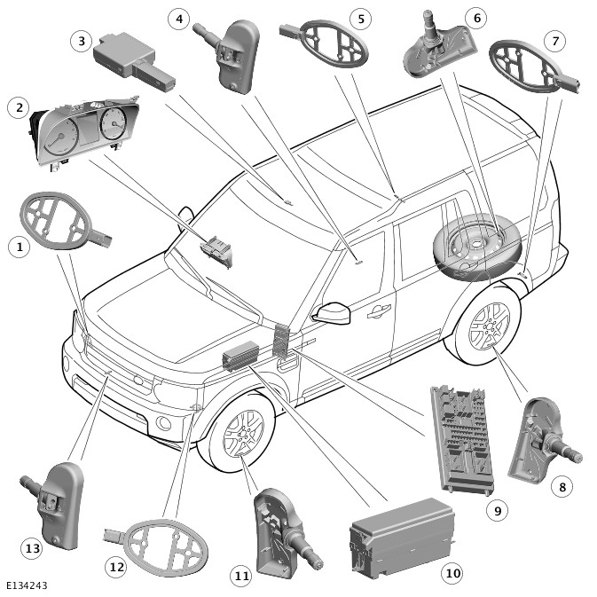 2012 mustang antenna wiring diagram