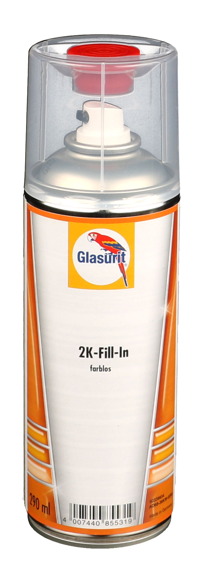 Autolack Dose Lackspray Glasurit Reihe 22 2k Autolack Uni