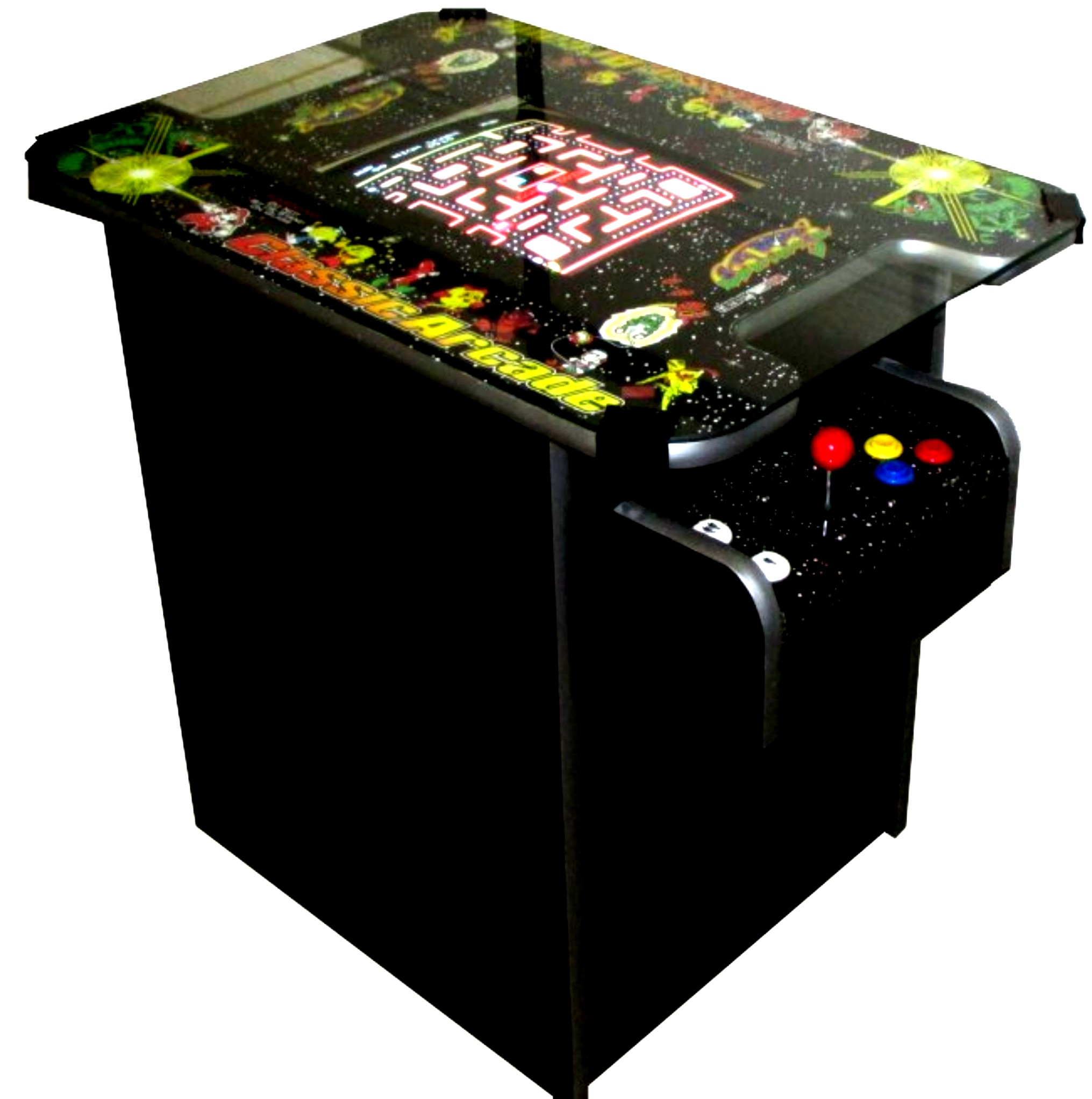 Classic Table Arcade Games Classic Arcade Game New 60 Games In 1 Cabinet Top Line Slot