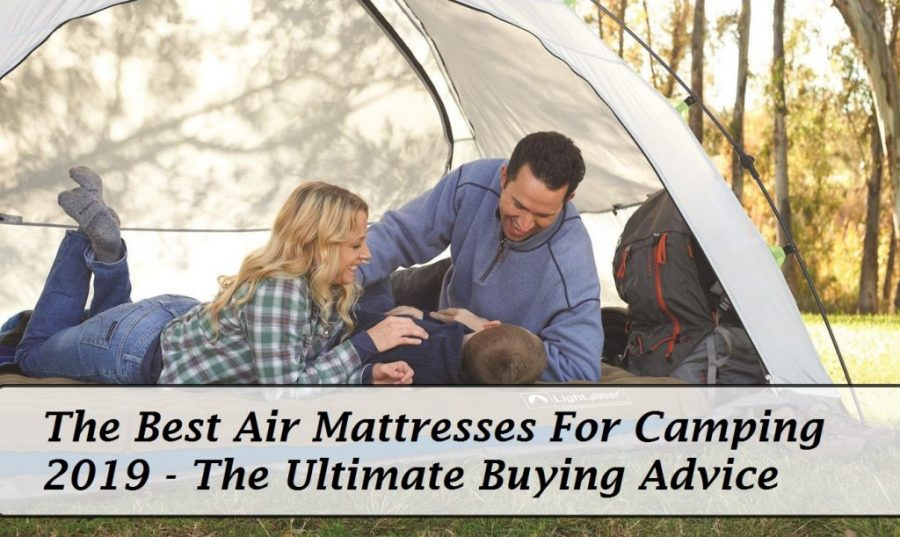 Camping Aero Bed Ultimate Guidance Of 17 Best Air Mattress For Camping