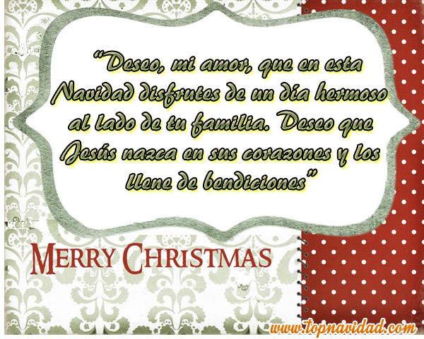 Postales de Navidad para Enamorados - Frases de Navidad y Año Nuevo 2019