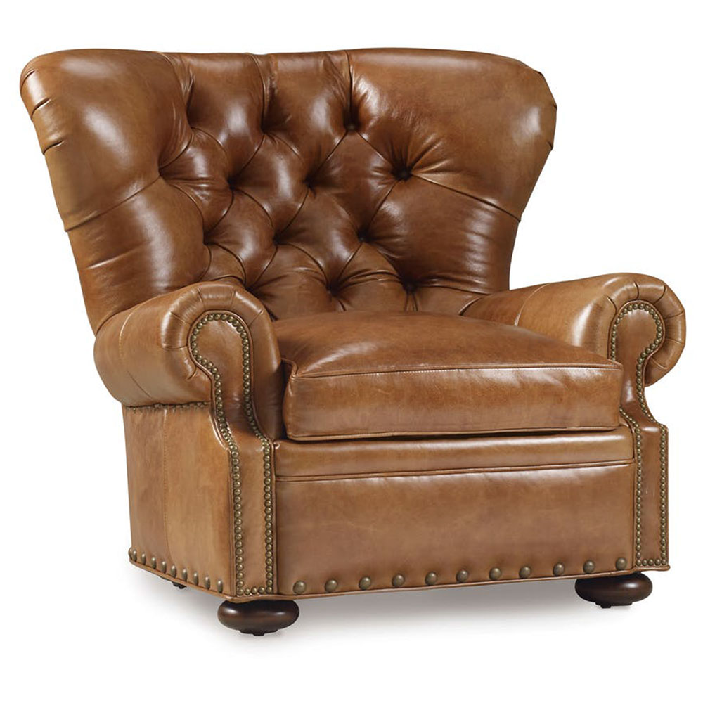 Bradington Young Living Room Mosteller Club Chair Topnotch Fine Furnishings