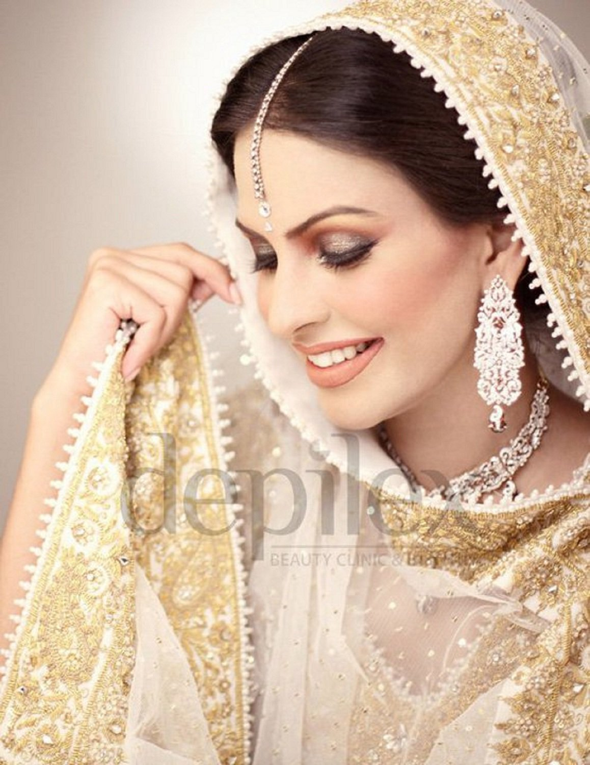 Bridal Makeup Salon Amazing Bridal Party Make Over By Depilex Salon Top Pakistan
