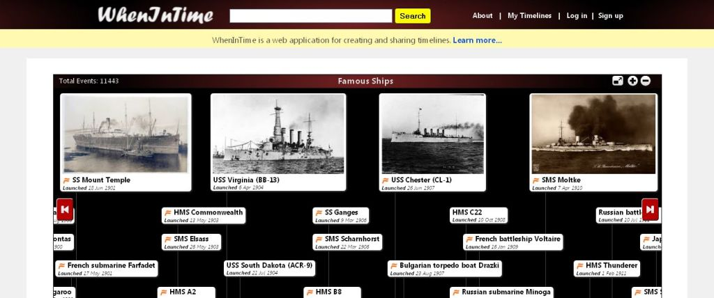 Top 5 Timeline Creators For Creating Awesome Timelines