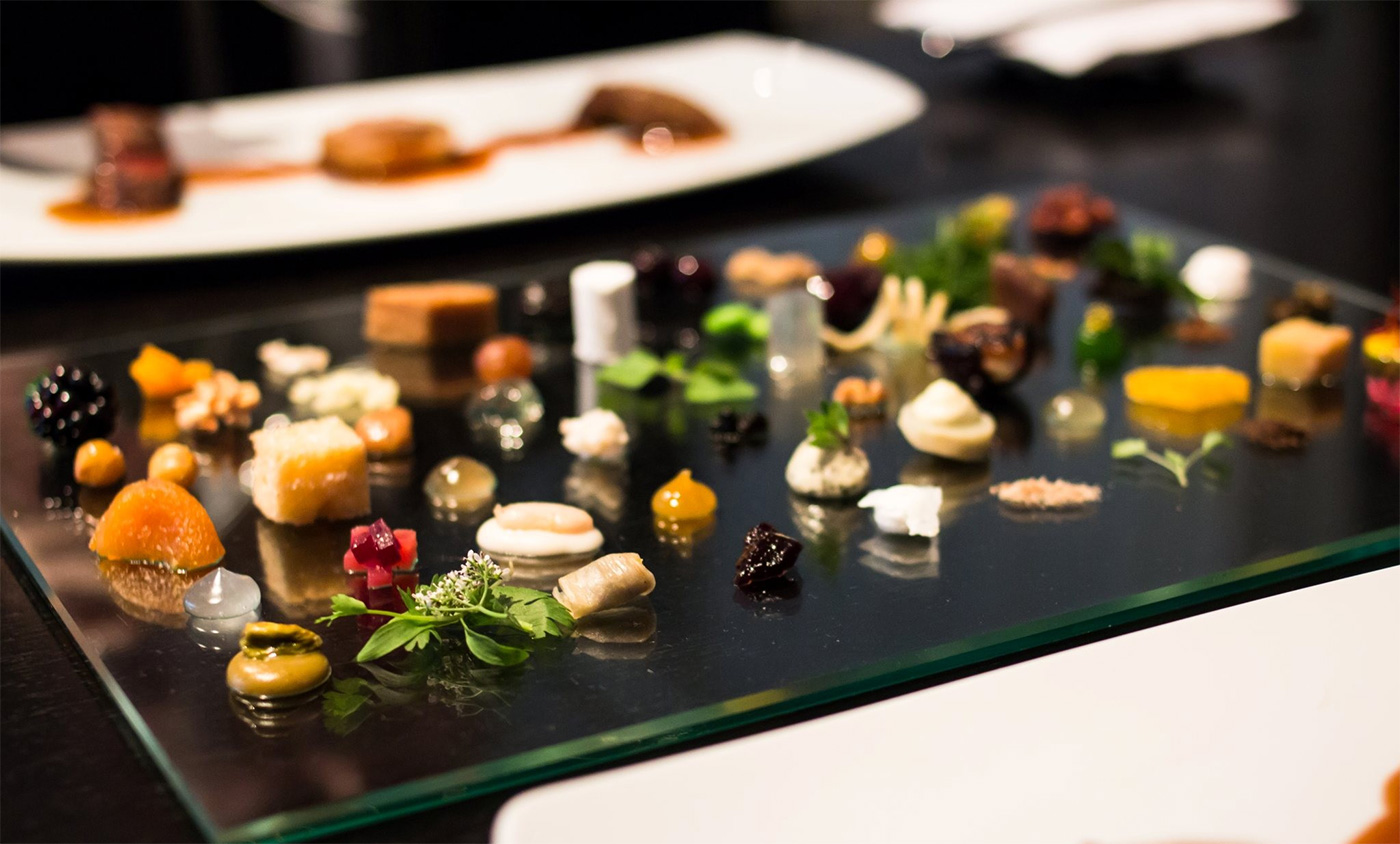 Canape John Alinea Why Gourmet Fine Dining Is Still The Best Way To Treat