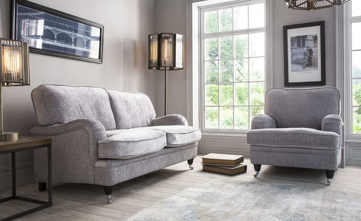 Outlet Furniture Leather Sofas Fabric Sofas