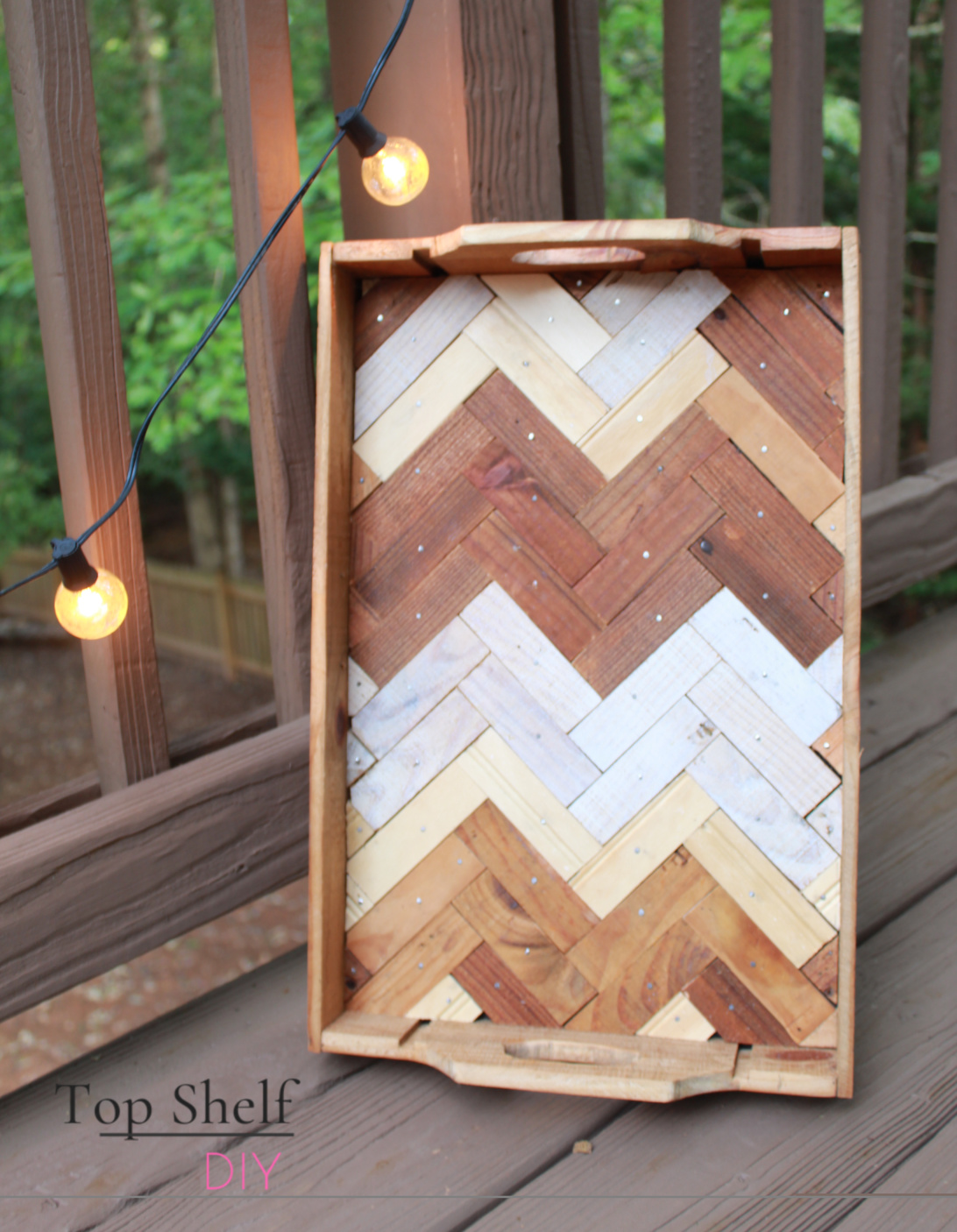 5 Beginner Wood Projects To Make For Others This Christmas Top Shelf Diy