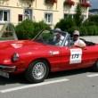 Peter Schöggl auf Alfa Romeo 1750 Spider Veloce
