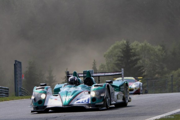ELMS am Red Bull Ring in Spielberg © Rudolf Beranek