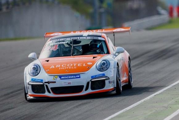 Doppelsieg für Felix Wimmer auf dem Hockenheimring © Wimmer Werk
