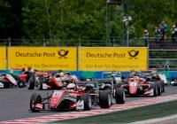 Callum Ilott gewann das zweite Rennen auf dem Hungaroring © Formula 3 European Championship