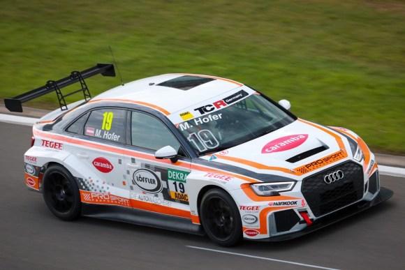 Rang zwei für Max Hofer im Finalrennen © ADAC Motorsport -  Gruppe C Photography