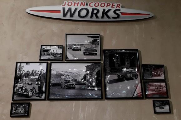 Geschichte Mini Cooper © topspeed - R. Beranek