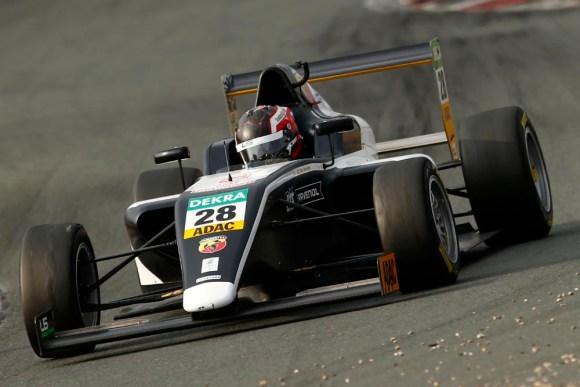 Mick Wishofer © ADAC Motorsport