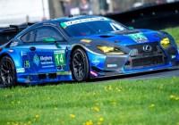 Dominik Baumann in Mid-Ohio © 3GT Racing