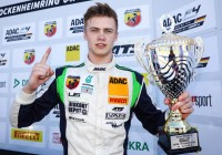Sieg für Mick Wishofer in Hockenheim © ADAC Motorsport