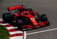 Sebastian Vettel fährt auf Pole © Ferrari Media