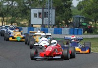 Formel Historic auf dem Pannoniaring © Histo Cup