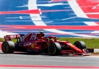 Kimi Räikkönen siegt in Texas © Ferrari Media