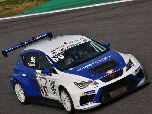 Christian Voithofer © Wimmer Werk Motorsport