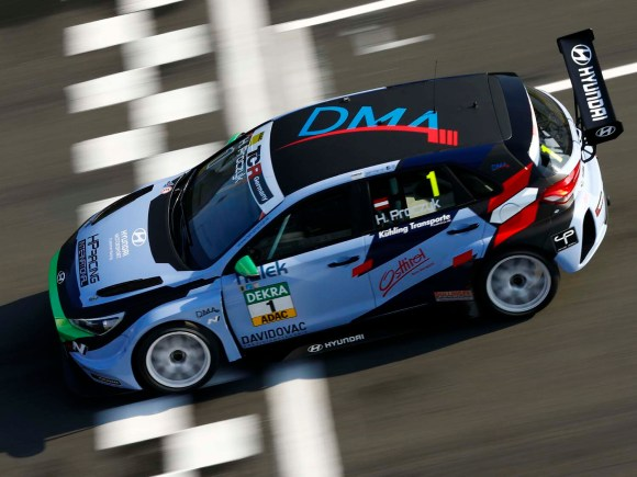 Harald Proczyk auf Podestkurs © ADAC Motorsport