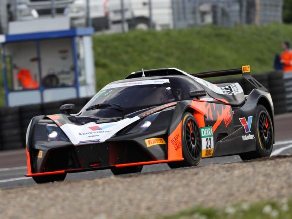 Sieger in Oschersleben: Der KTM X-Bow GT4 von True Racing © ADAC Motorsport