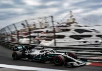 Lewis Hamilton feierte seinen dritten Monaco Sieg © Daimler AG