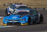 Philipp Eng hat nur mehr theoretische Titelchancen © BMW Group