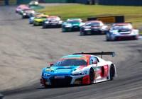 Patric Niederhauser/ Kelvin van der Linde sichern sich vorzeitig den Titel © ADAC Motorsport