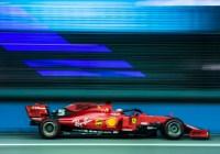 Sebastian Vettel feiert lang ersehnten Sieg in Singapur © Ferrari Media