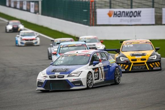 Wimmer Werk Motorsport in Spa Startnummer 33 © Petr Fryba