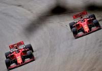 Keine Punkte für Ferrari in Brasilien@Scuderia Ferrari Press Office